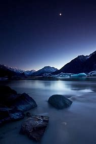MT Cook New Zealand South Island