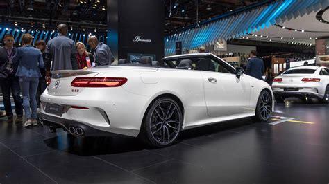 2019 Mercedesamg E53 Cabriolet Photo