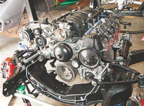 corvette upgrades crate  ls engine chevy diy