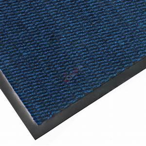 Paillasson D Entrée : paillasson tapis d 39 entr e spektrum 60x80 cm bleu bureau ~ Teatrodelosmanantiales.com Idées de Décoration