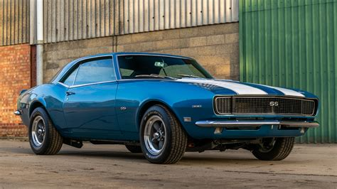 Wheeler Dealers' Mike Brewer to Auction His 1968 Chevy Camaro