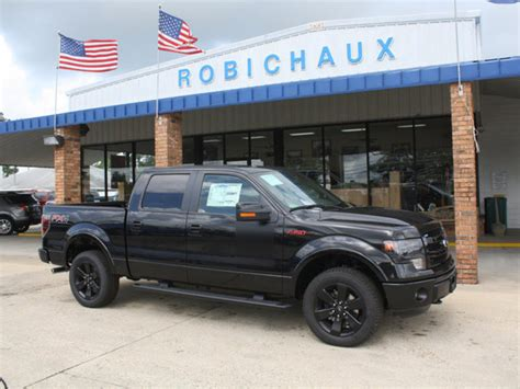 Ford F150 Fx4 Bed Size
