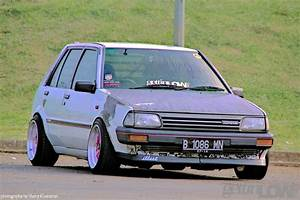 White Rusty Starlet  Tessar U0026 39 S Toyota Ep71 1988
