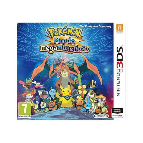 Para celebrarlo hoy queremos enseñaros los 20 mejores juegos para que juguéis en la consola, si es que. Juego Nintendo 3DS Pokemon Mundo Megamisterioso