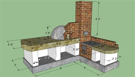 outdoor kitchen designs plans 20 ideas about outdoor kitchen plans theydesign net 3853