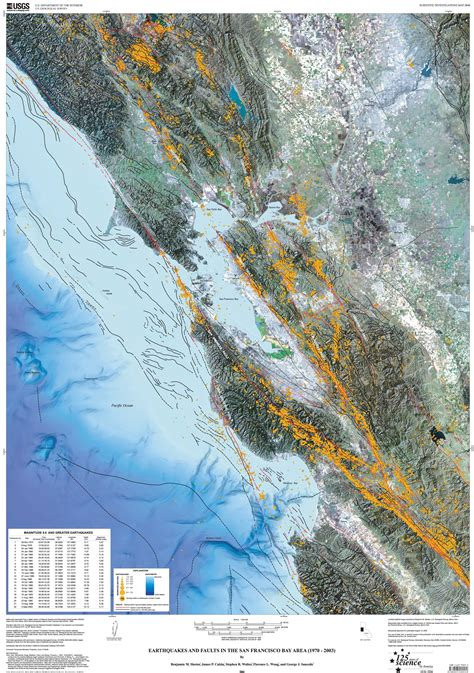 Seismic Hazards Maps for the San Francisco Bay Area ...