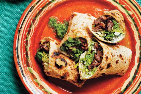pork carnitas burritos recipe real simple