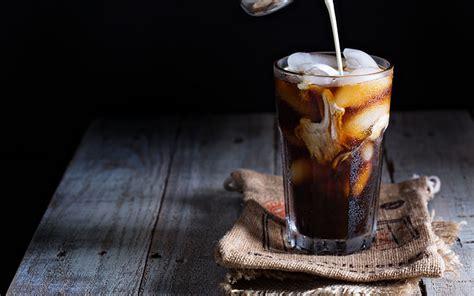 cold brew iced coffee  home shape magazine