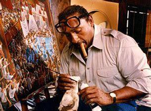 Rip Ernie Barnes (1938 2009) (  Art Of Lesean Thomas