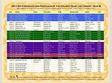 Cokesbury Liturgical Calendar 2018 Calendar 2018