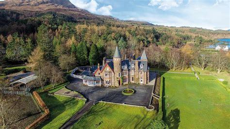 rondreis luxe kasteelhotels highlands  dagen reizen nobeach exclusieve reizen