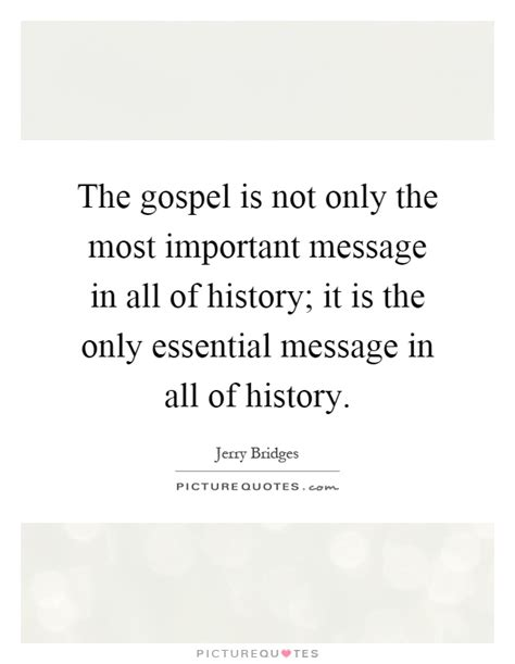 an important message from the co founders of blue letter bible the gospel is not only the most important message in all 26470