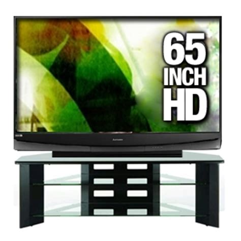 dlp tv l reset mitsubishi wd 65c8 65 dlp hdtv with tr65 65 stand