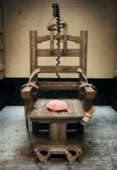 chaise electrique execution electric chair some amazing facts