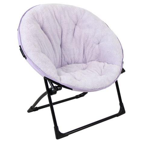 Target Frozen Saucer Chair by Fuzzy Saucer Chair Pillowfort Target