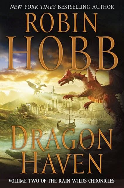 Dragons, Heroes And Wizards Dragon Haven By Robin Hobb