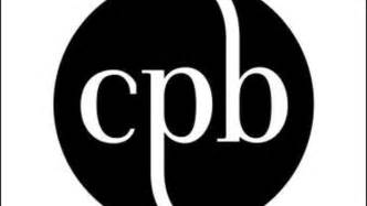 CPB Corporation for Public Broadcasting PBS Logo