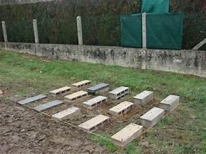 Construire Un Abri De Jardin En Parpaing : abris de jardin sur parpaing ~ Melissatoandfro.com Idées de Décoration