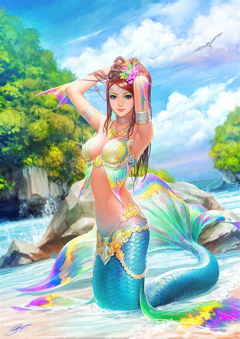 mermaids allanimefanon wiki wikia