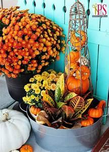 Outdoor, Fall, Decorating, Ideas, To, Kick, Off, The, Holiday, Season
