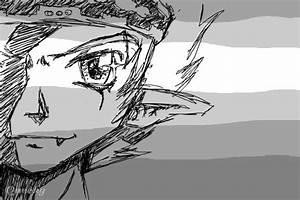 How To Draw An Anime Smirk   www.pixshark.com - Images ...