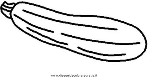 Zucchini clipart black and white - Pencil and in color