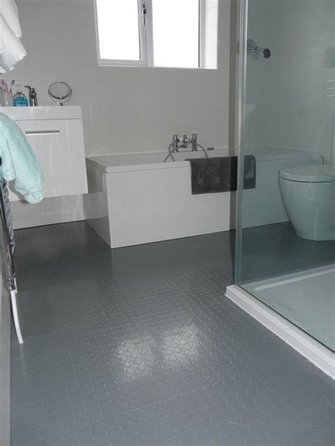 Rubber Floor Tiles For Bathrooms by Best 25 Rubber Flooring Ideas On White Galley