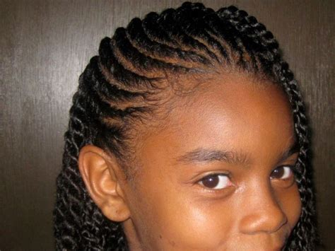 2019 Latest Black Girl Braided Hairstyles