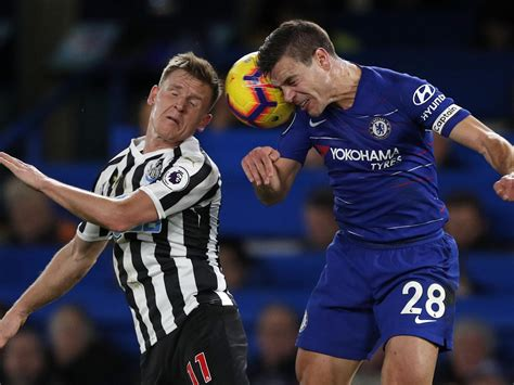 Chelsea Vs Newcastle : Chelsea V Newcastle 2018 19 Premier ...