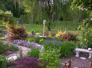 Flower garden ideas for full sun home improvement on a for Perennial garden ideas for full sun