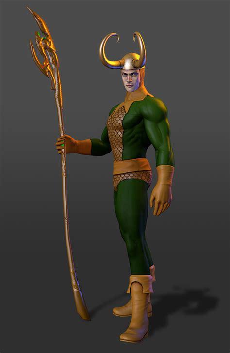 Loki Marvel Heroes Complete Costume List