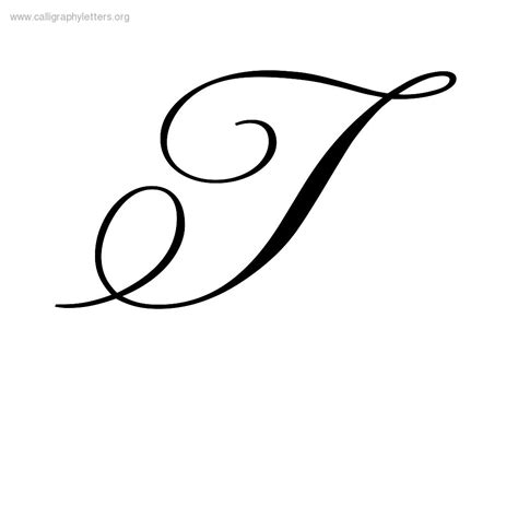 Calligraphy Letters   Calligraphy Lettering Styles To