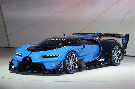 Bugatti Vision Gran Turismo Hints At Chiron