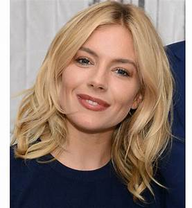 Cheveux Mi Longs Dégradés : degrade mi long retro sienna miller coiffure pinterest cheveux mi long et coiffure ~ Dallasstarsshop.com Idées de Décoration