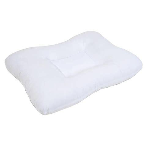 cervical pillows for neck bodysport cervical support pillow cervical support pillows