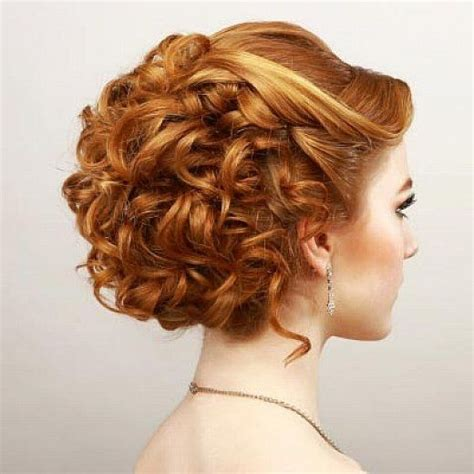 Curl Updo Hairstyles by 20 Amazing Braided Hairstyles For Homecoming Wedding Prom