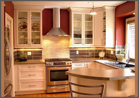 design ideas for a small kitchen kitchen design i shape india for small space layout white