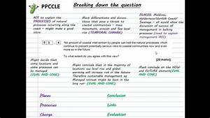 Aqa Geography A Level 20 Evaluate Coasts Intervention To
