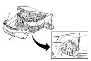 2008 Saturn Astra Parts Diagram