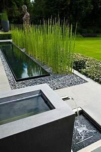 les 25 meilleures idees concernant piscine rectangulaire With amenagement jardin avec bassin 11 une ambiance de reve autour de votre piscine