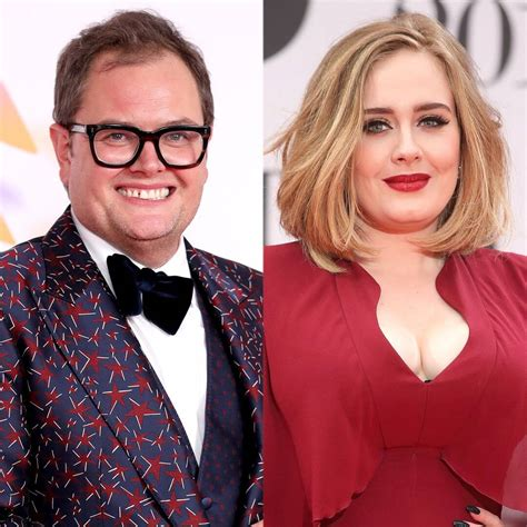 Adele's Friend Alan Carr Confirms ''Amazing'' New Music Is ...