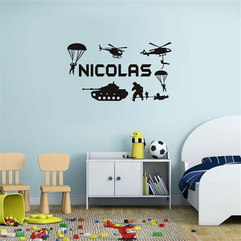 get cheap army wall decals for rooms