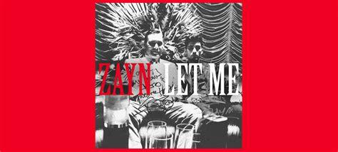 Zayn Releases New Single