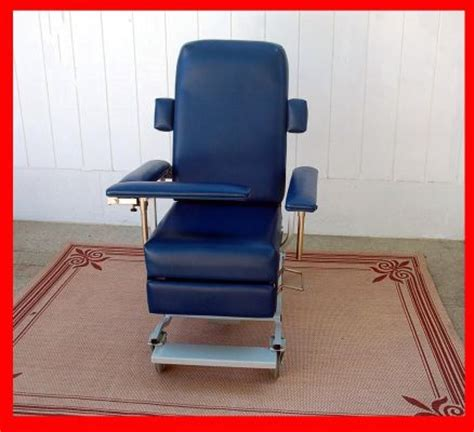 used phlebotomy dialysis blood donor chair for sale