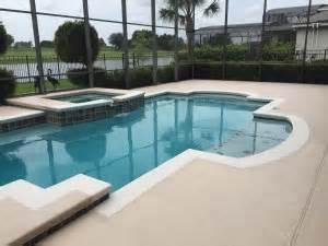 pool deck repaint decorative concrete experts