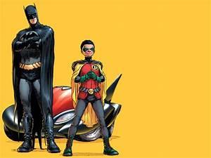 Batman & Robin Wallpaper and Background | 1600x1200 | ID ...