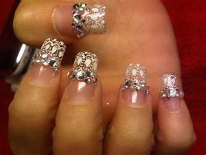 Nail Designs with Stones | Related Post from How to Use ...