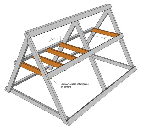 a frame plans white a frame chicken coop diy projects
