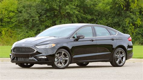 2017 Ford Fusion Sport Mpg by Drive 2017 Ford Fusion V6 Sport Motor1