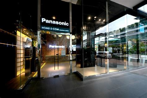 Panasonic Malaysia Launches New HOME.2.COM Solution Center